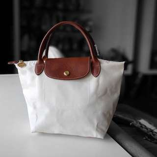 Authentic Longchamp Le Pliage Tote Bag