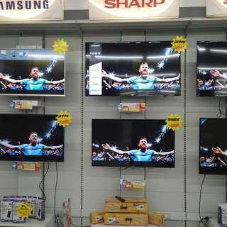 Bisa Dicicil TV LED Tanpa Kartu Kredit.