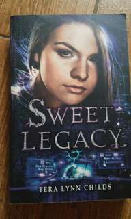 Book 3: Sweet Legacy by Tera Lynn Childs