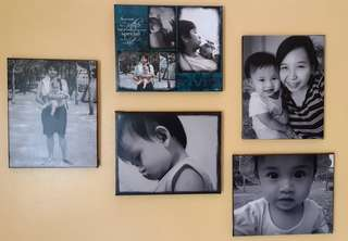 Photo in Canvas size 8x10