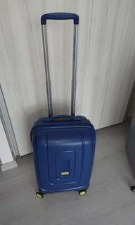 Delsey Lightrax cabin size luggage