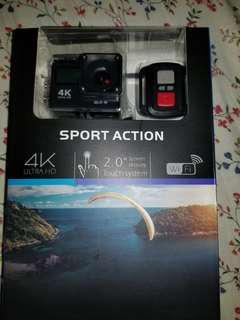 Sports Action Camera 4K Touch Screen