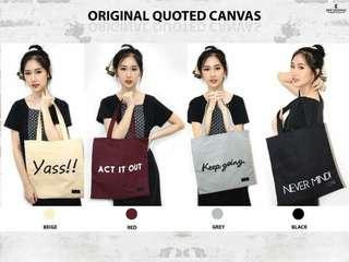 泰國BKK Original Tote Bag
