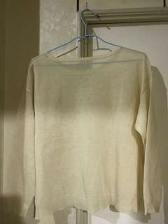 🚚 長袖紗衣