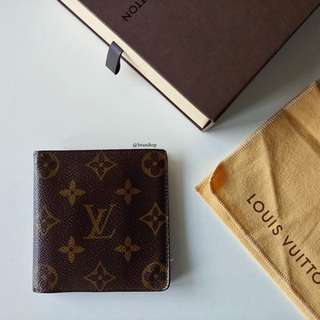 Authentic Louis vuitton Monogram Wallet LV