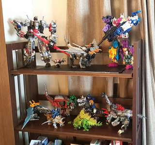 Transformers Hasbro Collection