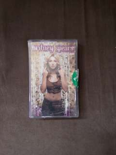 Britney Spears- Oops!...I did it again Cassete Collectible