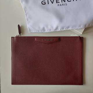 Authentic Givenchy Antigona Leather Pouch