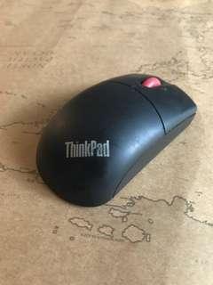 🚚 IBM無線雷射鼠