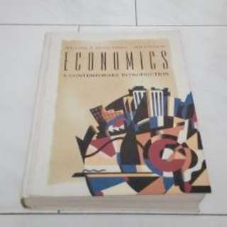 Economics, A Contemporary Introduction