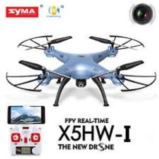 Drone x5hw