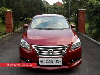 Nissan Sylphy 1.6A Signature Series