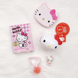 hello kitty happy set
