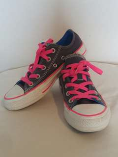 Authentic Converse ALL STAR Shoes, like new.