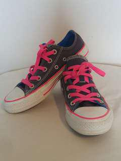 SALE!!Authentic Converse ALL STAR Shoes, like new.