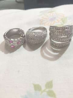 Rings (size 6&7)