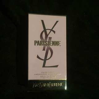 Yes Saint Laurent YSL Parisienne EDP
