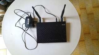ASUS RT-N12 Wireless N Router