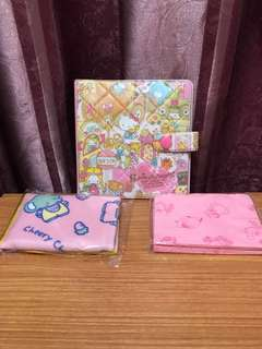 Hello Kitty毛巾紙巾套裝