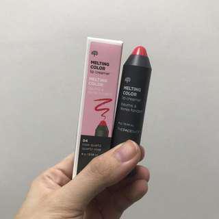 The Face Shop Melting Color Lip Creamer