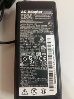 IBM AC Adapter