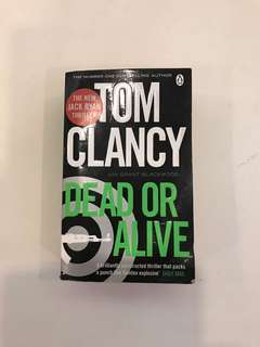 Book by Tom Clancy