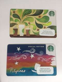 2for400 AUTHENTIC-STARBUCKS ECARD