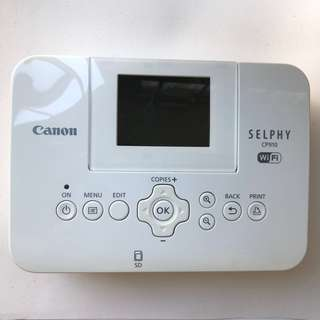 Canon SELPHY CP910打印機
