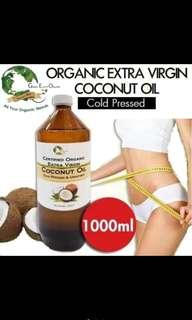 🚚 100% Organic Virgin Coconut Oil