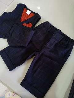 H&M vest+trouser