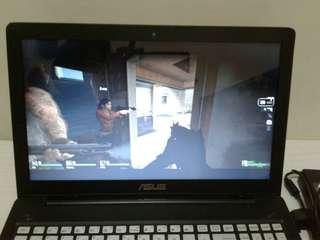 asus gaming laptop Gtx 850 4gb dedicated core i7 Octacore 8gb ram