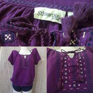 FREEBIE Boho Top (may fit Small To XL)