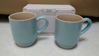 LC Le Creuset SB Stackable Mugs (set of 2)
