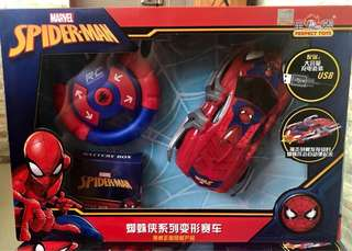 Spiderman R/C Car (original)
