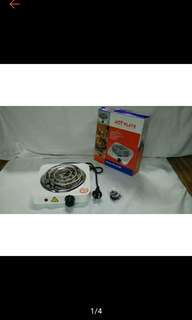 Hot Plate Cooking Electric Stove Single (Ships in 5-7days)