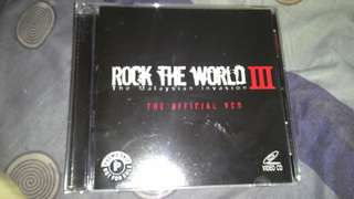 Video CD Rock The World 3 (Limited..)
