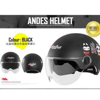 Andes HELMET **GSS SALES** suitable for Escooter/Ebike/bike/bicycle