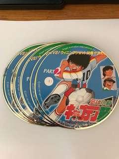 足球小將vol.2 VCD 共9集
