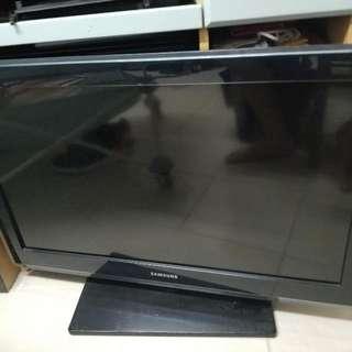 壞三星電視機32'