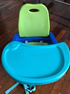 First Year Baby booster chair