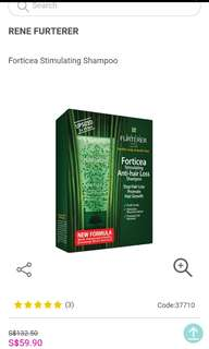 Furterer Hair Loss Shampoo