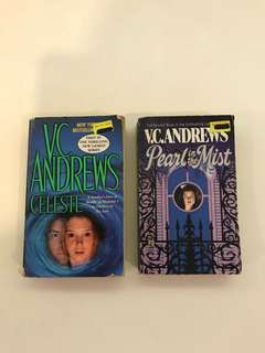 Books by V.C. Andrews