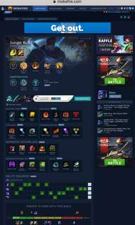 League of Legends account
