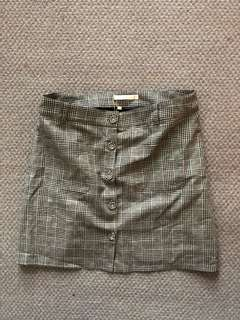 Greg Tartan Skirt