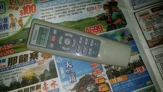 海爾空調、冷氣機遙控器,屯門交收,郵寄加5$ Haier air conditioner remote controller, trade in Tuen.Mun  or 5$ by mail