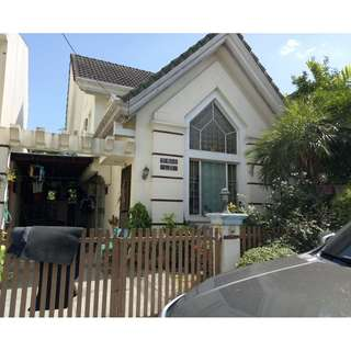 House & Lot For Rent At FILINVEST Along Marcos Hi-Way Antipolo