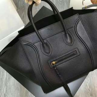Celine Phantom Grain tread leather