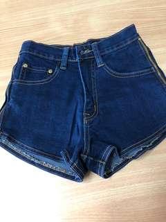 Celana pendek jeans/jeans hot pants bangkok