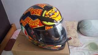 AGV Helmet mugello 2001 black
