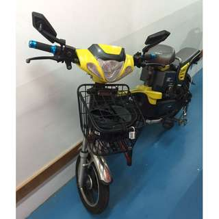 GSS SALE- used RR high spec ebike